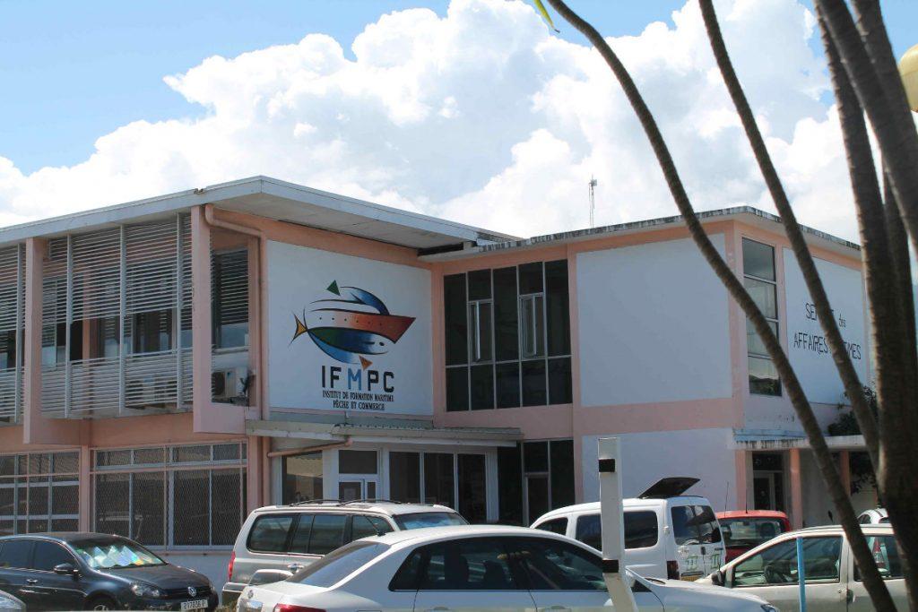 L'Institut de Formation Maritime-Pêche et Commerce en 2013