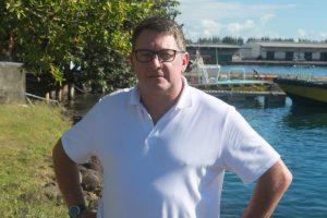 M Alban Salmon - Directeur de l'ENSM